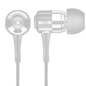 FONE OUVIDO EARPHONE (PRETO) (MULTILASER) (PH045)