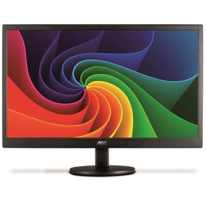 MONITOR 15.6 LED (PRETO) (AOC) (E1670SWU)