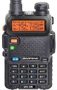 Rádio HT Dual Band UV-5R