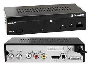 Conversor Digital Full HD Greatek G2000