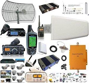 Equipamentos diversos vendidos sob encomenda