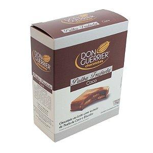 Palha Trufada de Coco - Caixa com 3 unidades