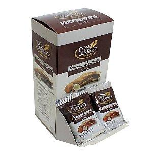 Palha Trufada de Coco - Caixa com 16 unidades