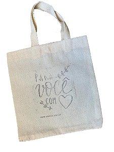 Bag Para Você com Amor uNeVie
