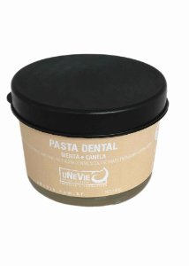 Pasta Dental Canela e Menta uNeVie