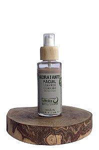 Hidratante Facial Lavanda uNeVie   *vidro com 50g