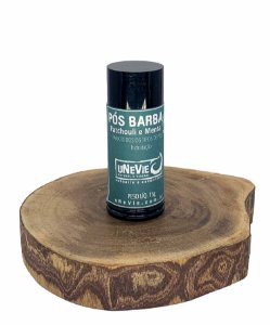 Pós Barba Patchouli e Menta uNeVie