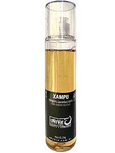 Xampu Líquido Petitgrain, Lavanda e Vanila uNeVie - cabelos oleosos