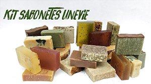 Kit Sabonetes Unevie
