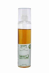 Xampu Líquido Petitgrain, Lavanda e Vanila uNeVie - cabelos cacheados - OUTLET
