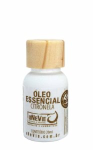 Óleo essencial Citronela 20ml uNeVie