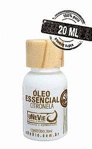 Óleo essencial Citronela 20ml uNeVie