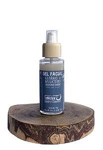 Gel Facial Gerânio e Mulateiro uNeVie | Hidratante diurno