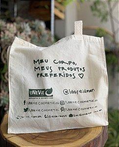 Eco Bag Plus Edição Limitada Festas uNeVie