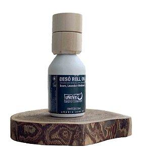 Desodorante Natural Roll On Louro, Lavanda e Melaleuca uNeVie