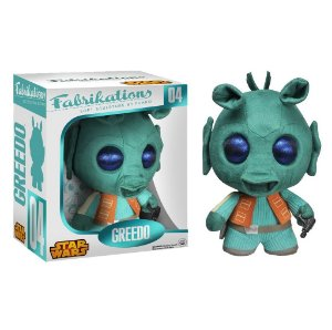 PELÚCIA STAR WARS GREEDO FABRIKATIONS