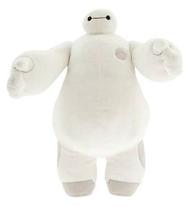 PELÚCIA BAYMAX BIG HERO SIX DISNEY