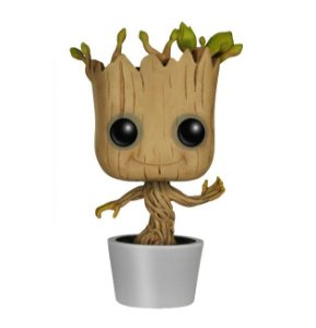 FIGURA POP ! BABY GROOT MARVEL