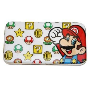 Carteira Nintendo - Super Mario Bros