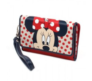 Carteira Disney - Minnie