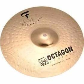Octagon Medium Crash 18 F Signature FS18MC Prato P/ Bateria