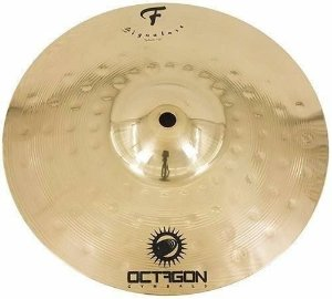 Octagon Splash 10 F Signature FS10SP Prato Para Bateria