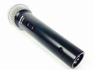 Shure Microfone Sv100c Dinâmico Original C/ Cabo