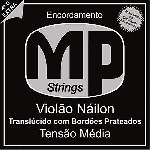 Paganini Jogo de Corda Violão Náilon MPE300 com 7 Cordas