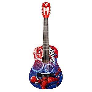 PHX Violão Infantil Vermelho Nylon Marvel Spider Core VIM-S2