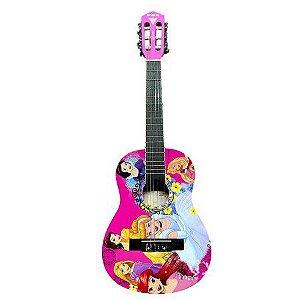 PHX Violão Infantil Nylon Disney Princesas Celebration VIP-5