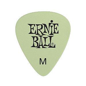 Ernie Ball Palheta Média Celulose Fluorescente P09225