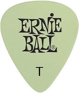 Ernie Ball Palheta Fina Celulose Fluorescente P09224