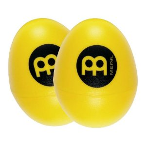 Meinl Chocalho Ovinho Amarelo Egg Shaker ES2-Y