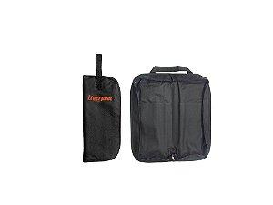 Liverpool Bag Para Baquetas Capacidade Para 10 Pares BAG03P