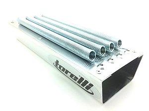 Torelli Reco Reco de Alumínio Natural 4 Molas TR504