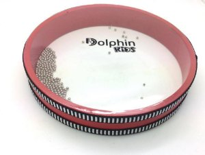Dolphin Tambor Oceano Infantil 20cm - 8888 Musicalização