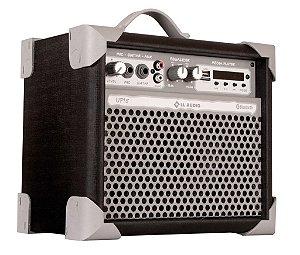 LL Audio Caixa De Som Multiuso Usb Bluetooth Up5bk