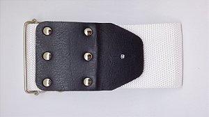 Paganini Correia P\ Guitarra Náilon 70mm MPC-621 (Branca)