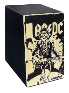 Liverpool Mini Cajón Acdc