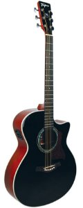 Tagima Violão Medium Jumbo Eletro Acústico Woodstock Acoustic Series TW-29