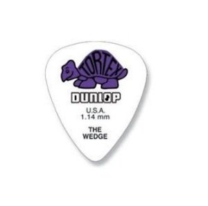Dunlop Palheta Tortex Wedge 1,14MM 3328