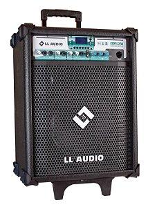 LL Audio Caixa De Som Multiuso Stone St250 Usb Fm M/ Sem Fio