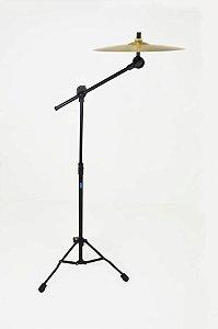 Ask Pedestal Girafa Para Prato Bateria E Percussão B12g