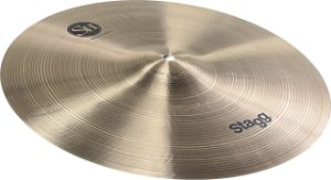 "Stagg Prato SH Medium Crash 17"" B20 SH-CM17R"