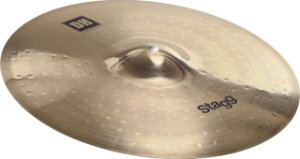 "Stagg Prato DH Medium Crash 17"" B20 DH-CM17B"