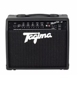 Tagima Caixa Amplificada Black Fox 20