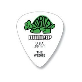 Dunlop Palheta Tortex Wedge 0,88MM 3326