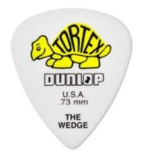 Dunlop Palheta Tortex Wedge 0,73MM 3323