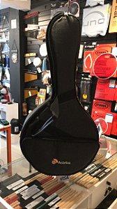 O Acústico Bag Semi Case para Banjo