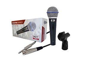 MXT Microfone Dinâmico Profissional Btm-58a - 541107